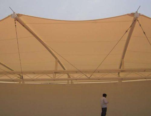 Tensile Structures Amphitheatre