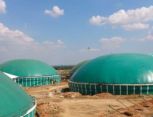 Biogas-balloons